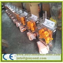 Juicer comercial automática de laranja à venda