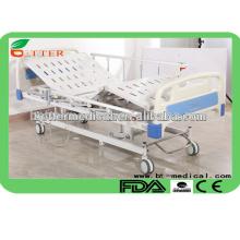 Nouvelle marque 3 marques de lit d'hôpital fonctionnel