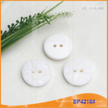 Polyester button/Plastic button/Resin Shirt button for Coat BP4216