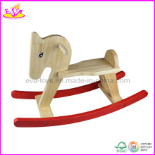 2015 New Arrival Wooden Rocking Horse, Amazing Ride on Animal Toy (W16D024)