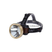3 W Head Light avec Ce, RoHS, MSDS, ISO, SGS