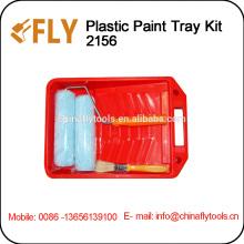 Plastic Paint Tray Kit Set
