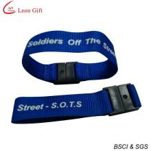 Hot Sale Promotion Gift Silk Print Wristband (LM1494)