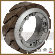 High Quality Diamond Grinding Wheel/ Mc8 Rollers