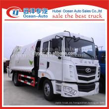 Nueva condición 12cbm capacidad de CAMC camión de basura
