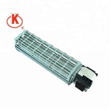 Ventilador barato do CA do fluxo cruzado da alta qualidade de 220V 60mm
