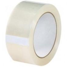 Fita de embalagem transparente adesiva alta Bopp