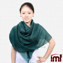 Hot Upscale Angora Kaschmir Spleißen Schal Pashmina für Frauen