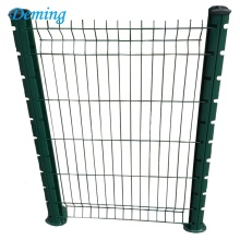 ODM for Gardon Fence High Quality Welded Portable 3d Panel Fence supply to Antigua and Barbuda Importers