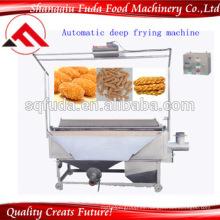 La máquina comercial automática del churro de la venta caliente utilizó la freidora profunda
