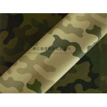 Tissu militaire anti-infrarouge de camouflage pour la Pologne