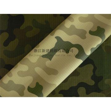 Tela de camuflaje militar anti infrarrojo para Polonia