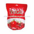 Organische 56g Sachet Tomatenpaste mit hoher Qualität