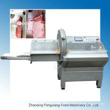 Gran fila / salchicha / carne / jamón / tocino / máquina de corte Chese Slicer