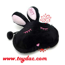 Plush Stuffed Rabbit Wallet Toy