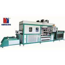 Automatic plastic vacuum forming machine