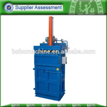 prensa de plástico de residuos