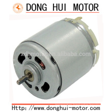 RS-380SH electrical motor with permanent magnet 6v carbon brush motor