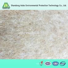 Qualité et quantité assurées Non-tissé Feutre de fibre de lin / jute / ramie