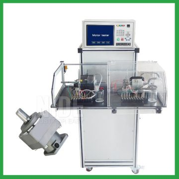 Automatic DC Electric motor testing equipment