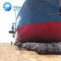 Tubo de rolamento inflável para barco de dragagem fabricado na China