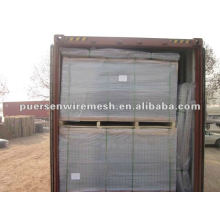 light weight Electro galvanized welded wire mesh