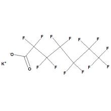 Perfluoroheptanoato de potássio No. CAS 21049-36-5