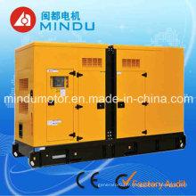 Groupe électrogène diesel silencieux de haute réputation 130kw Yuchai