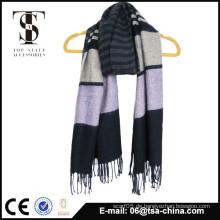 2015 Mode Herz Muster Winter Jacquard Schal