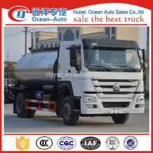 Howo marca 10cbm caminhão distribuidor de asfalto / caminhão inteligente distribuidor de asfalto para venda