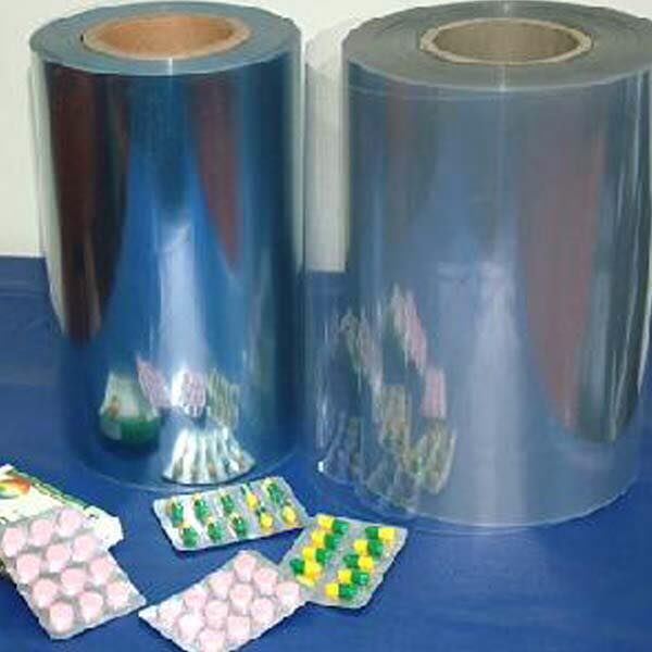Advanced technology pvc rigid sheet for injection packing material
