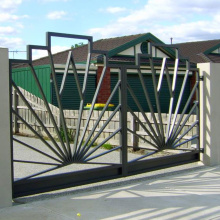 Decorative Outdoor Metal Gates