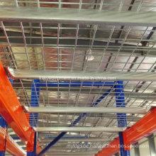 Steel Metal Storage Wire Mesh Deck