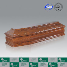 Luxes Best Design Australian Coffin_Made In China_Cheap coffins