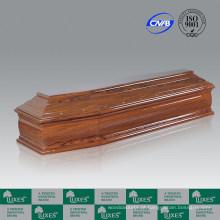 Caixões de melhor Design australiano Coffin_Made em China_Cheap de luxes