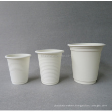 Hot or Cold Protection Compostable Disposable Cornstarch Cup
