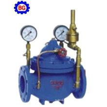 Válvula de controle de fluxo de água 400X