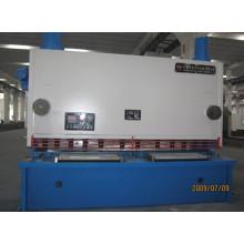Máquina de cisalhamento hidráulica de corte de metal