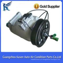Para Audi 6pk automotivo ar condicionado compressor embreagem polia