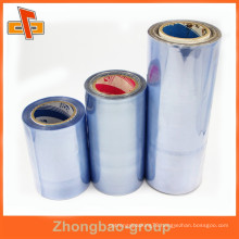 Customizable OEM heat sensitive water proof printable transparent clear pvc heat shrink tube