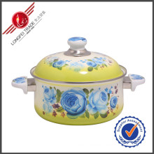 Hot Selling Enamel Cookware Stewing Pot