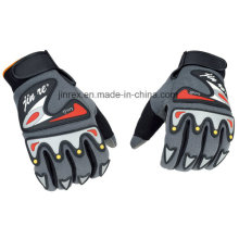 Cured Cycling Motorcycle Motorbike Full Finger Gel Padding Glove