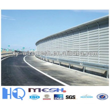 Clôture de barrière acoustique cloture acoustique de guangzhou
