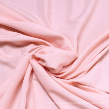 60s tela 100% del rayón tela llana del rayo para el vestido