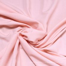 60s 100% Rayon Fabric Plain Rayon pour la Robe