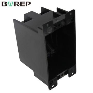 Caja de conexiones plástica del zócalo de los enchufes del instrumento electrónico de YGC-014