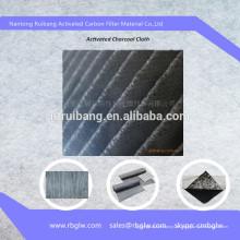 Kohlenfasergewebe für die Bekleidung