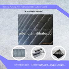 tissu de modèle de fibre de carbone