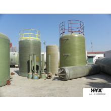 Réservoir FRP pour conteneurs chimiques