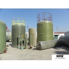Резервуар FRP для химических контейнеров